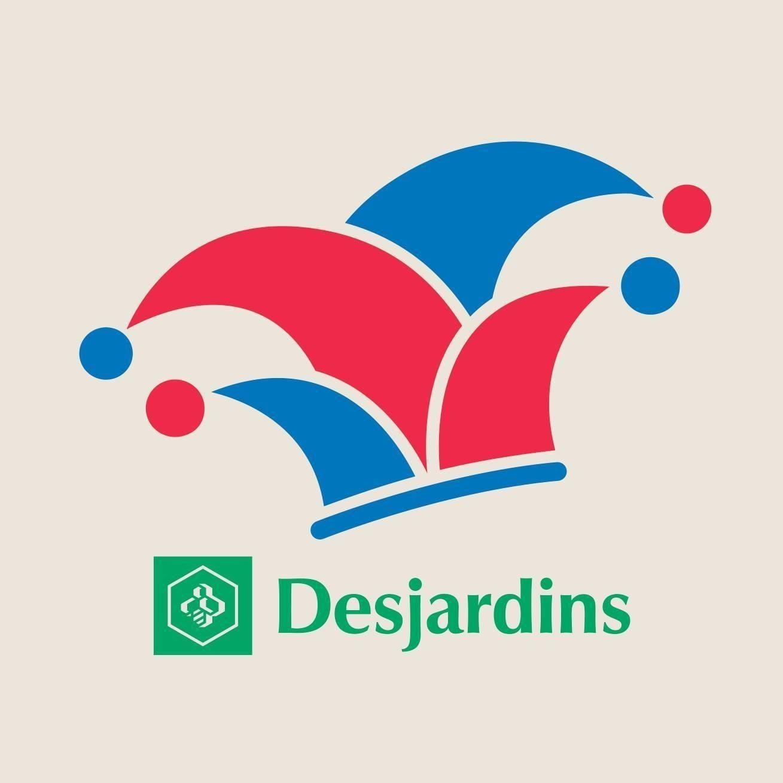 Logo Carnaval Desjardins de Thetford Mines