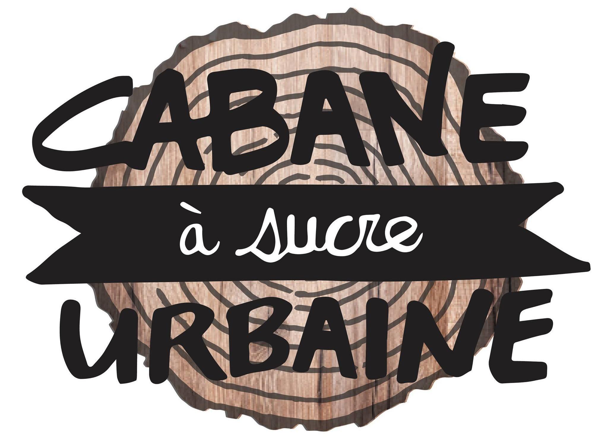Logo cabane à sucre urbaine